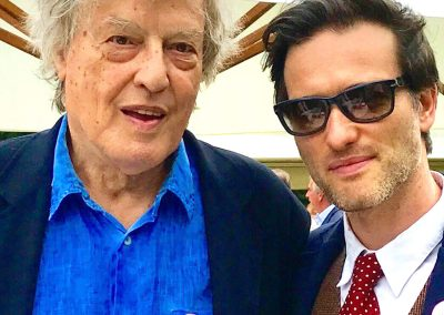 TOM AND ED STOPPARD